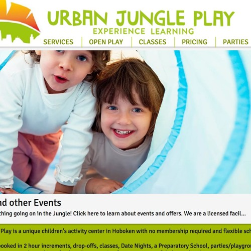Urban Jungle Play  Mixmaster V2