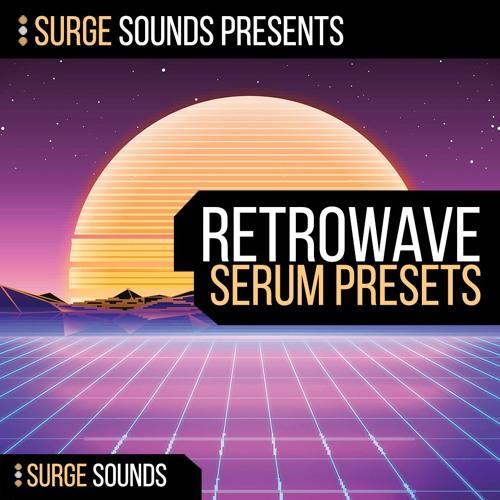 Surge Sounds   Retrowave .:: OUT NOW! ::.