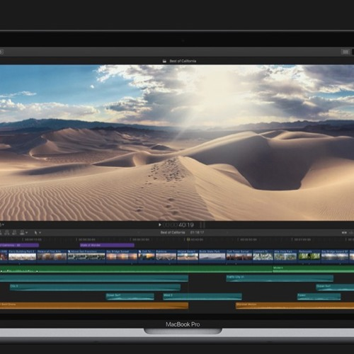 A Song for Final Cut Pro