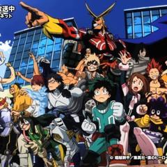 Boku no Hero Academia - Season 1 Opening - Full Version of THE DAY by Porno Graffitti (Nightcore)