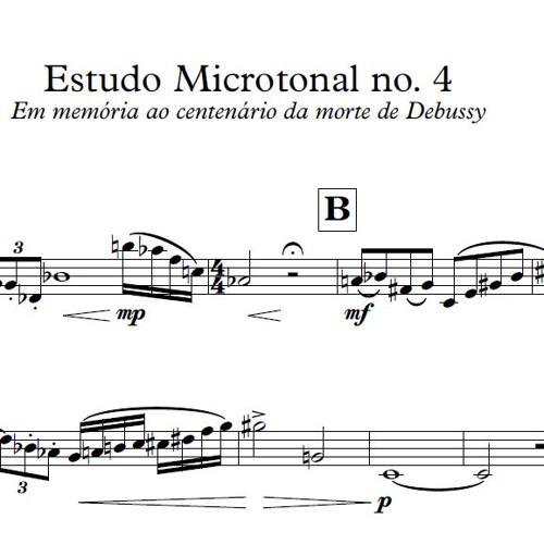 Homenagem à Debussy (2018)- BINAURAL