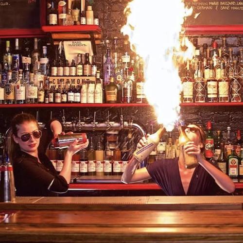 MM12 - Gabrielle Panaccio: Cocktail Fanatic at Bar Le Lab