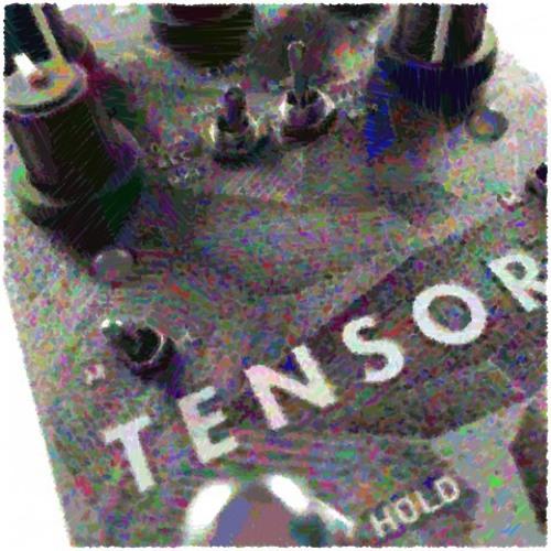 Tensor Pedal Demo—Harmonic Arpeggiator
