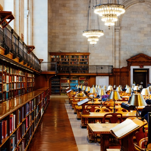Looking for a Place to Work? Try the Public Library
