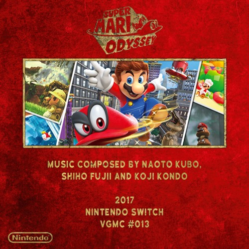 Mollusque-Lanceur Battle (8-Bit) // Super Mario Odyssey (2017) by
