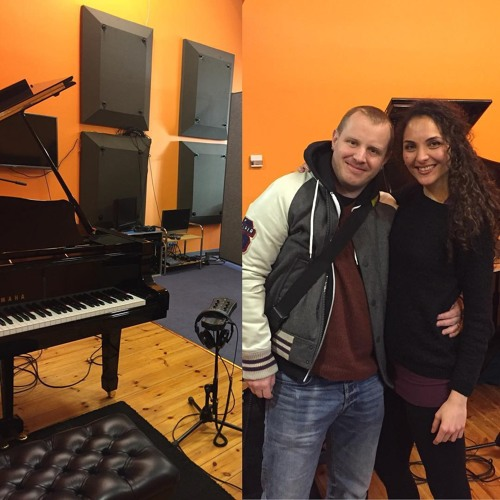 Can't Help Falling In Love - Andria Antoniou & Greg Arrowsmith (Studio Cover)