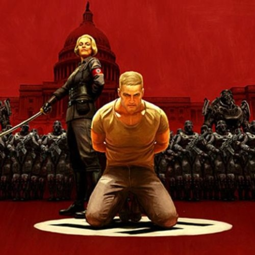 The Moving Pixels Podcast Kills Nazis Again, with 'Wolfenstein: The New Colossus'