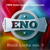 Rock Licks vol. 1 - example 1