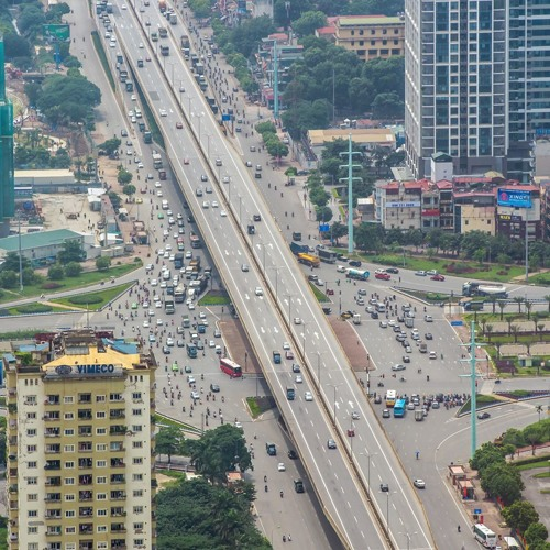 Ha Noi can offer more attractive terms to private investors in a new ring road—ADBI Dean