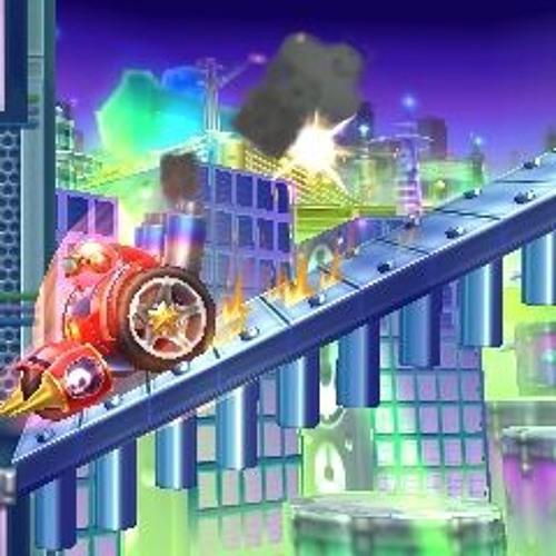 Sonic Mania - Studiopolis Zone Act 1 (Kirby Mix) by Pikku Music