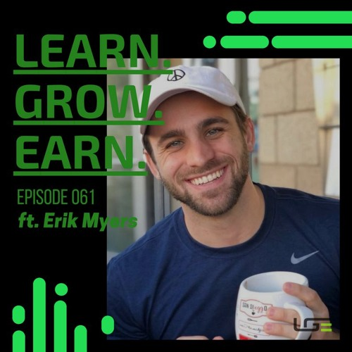 EP 061 Erik Myers - Overcoming Shyness