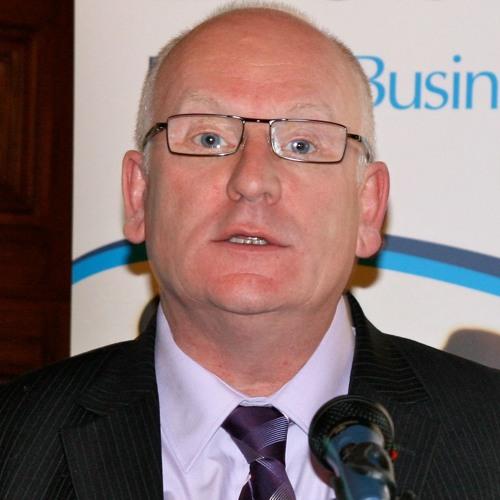 SharedFuture 20121101 - UlsterUni - 07 Billy ASHE