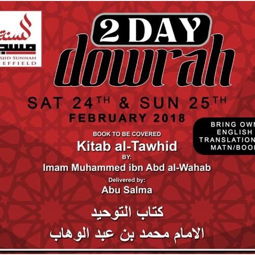 Kitab Al -Tawhid Part 1