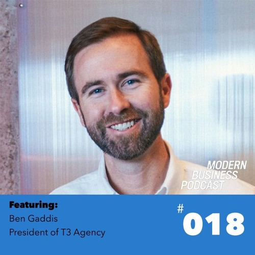 018: Using Technology to Gain an Edge - with Ben Gaddis
