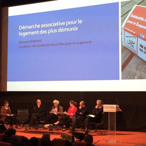 Matinée-débat « L'architecture pour le logement » - Processus et expérimentations