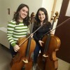 Mara & Lisa - The Cello Song - JS Bach
