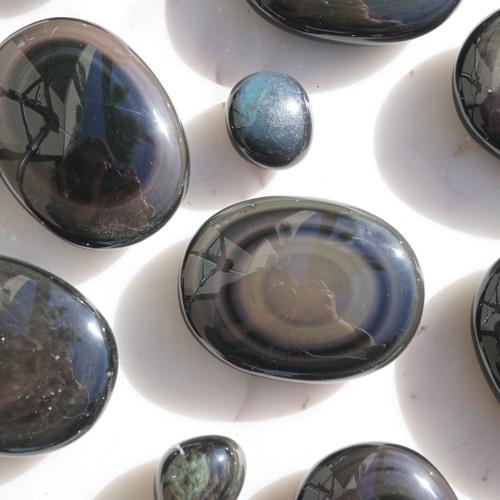 How to Heal A Broken Heart with Rainbow Obsidian Meditation