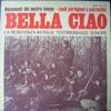Bella ciao Originale Portada del disco