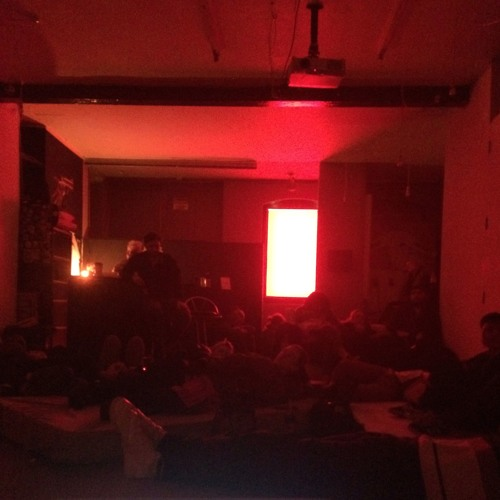 Doomed Gallery transmission - Feb 2018