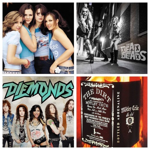 "Ep 115: Ladies of Rock, Motley ""Dirt"" Movie Casting, Tide Pod Doomsday"