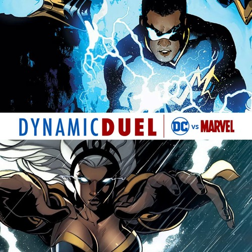 Black Lightning vs Storm