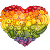 E97: The RAINBOW Diet! Eat Colorfully, Live Colorfully with Dr. Deanna Minich!
