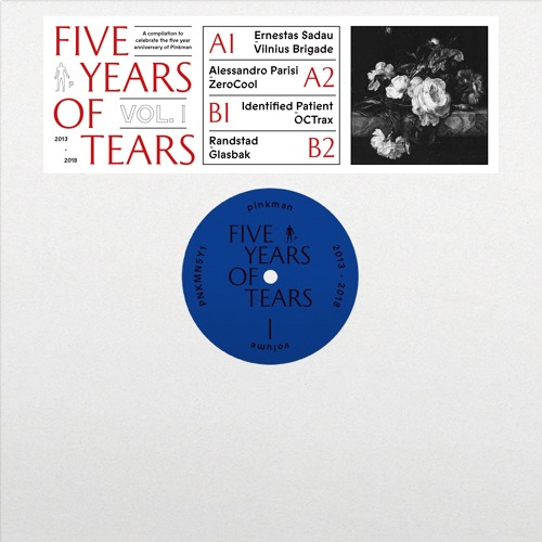 PNKMN5Y1 | Various Artists - Five Years of Tears Vol. 1 (clips)