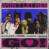 DJ Flippp ft. Thouxanbanfauni, Chxpo & Dante Dontay Duntea - Won't Ler Her Go