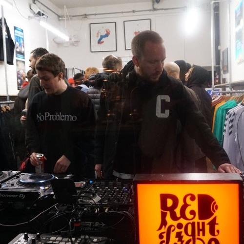 Customs for Red Light Radio @ Order x Bonne Pop-up London [23/02/2018]