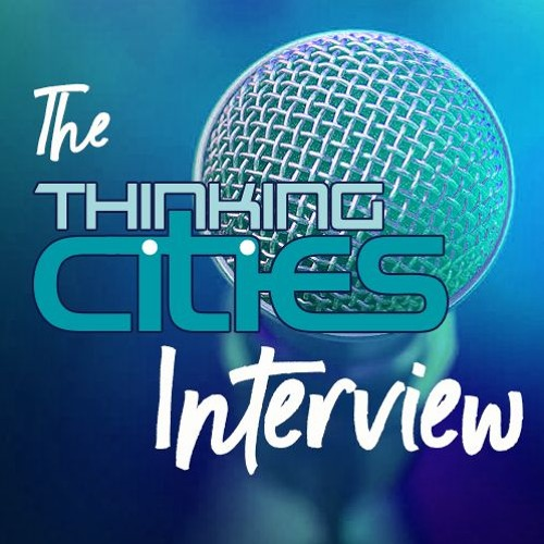 nvidia's Eddie Seymour in conversation with Thiinking Cities'Kevin Borras