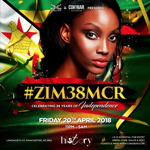 #ZIM38MCR ZimDancehall Mix By @YoungChidzy