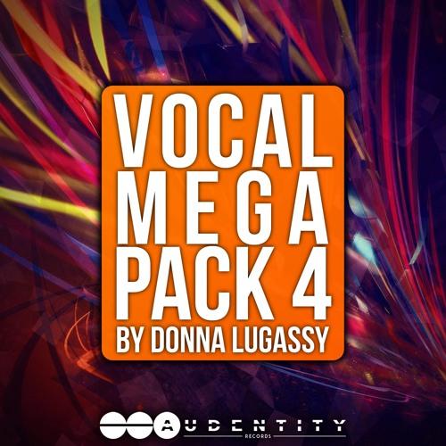 Vocal Megapack 4 [Samplepack by Vocalist Donna Lugassy (Blasterjaxx
