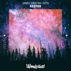 AMIDY, Cristina Soto - Keeper