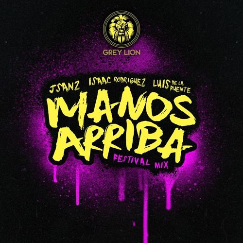 Manos Arriba - Festival Mix