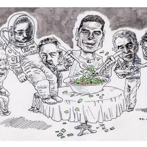 «کوچ بنفشهها» در مهمانی هوشنگ توزیع