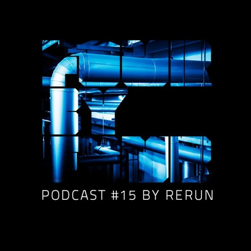 FOUR BY FOUR # 15(Techno) by RERUN (Vinyl only)