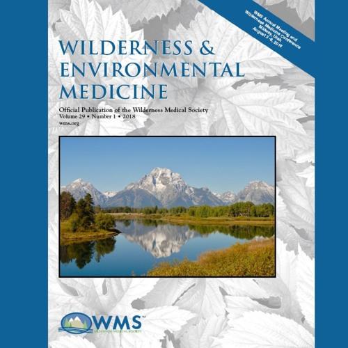 March 2018 - Wilderness & Environmental Medicine Live