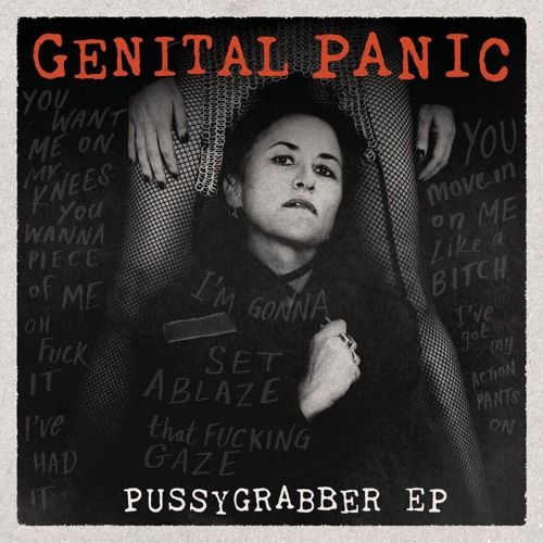 GENITAL PANIC - Action Pants