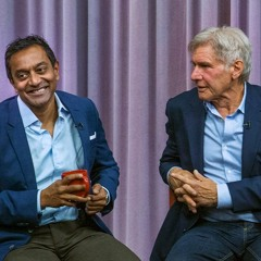 M. Sanjayan and Harrison Ford - Scaling Sustainability