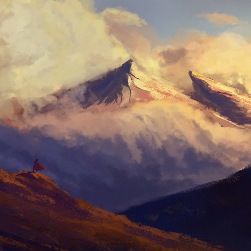 Mountains Above the Sky