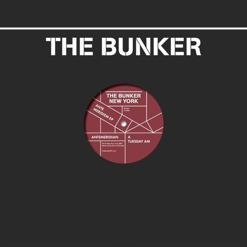 "Antemeridian - ""Ante Meridiem"" EP (The Bunker New York 028) CLIPS"