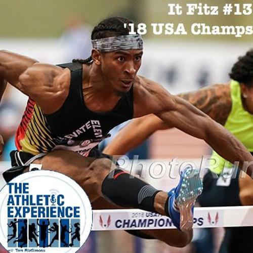 It Fitz #13 - USATF Championships Recap - Jarret Eaton & Sam Ellison