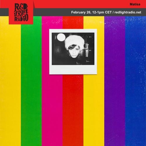 Red Light Radio Amsterdam mix ☾ Matisa | 26.02.2018