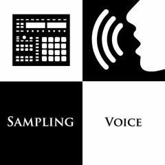Sampling Voice (beat)