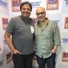 Hrishi K with Cyrus Oshidar - MD 101 India & Former Creative Head Mtv Attachments area