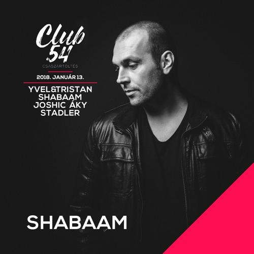 Shabaam b2b Stadler Club 54