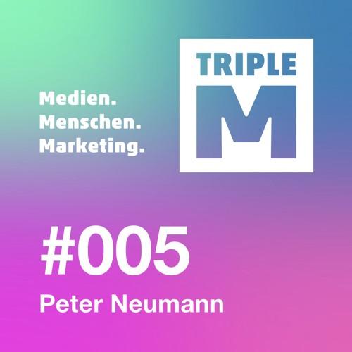 #5 - Peter Neumann, AZ Medien
