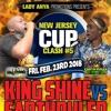 Earth Ruler VS King Shine -2018