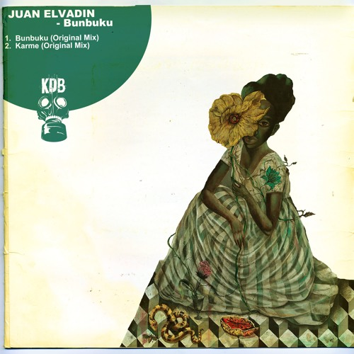 Juan Elvadin - Bunbuku EP [KDB128D]