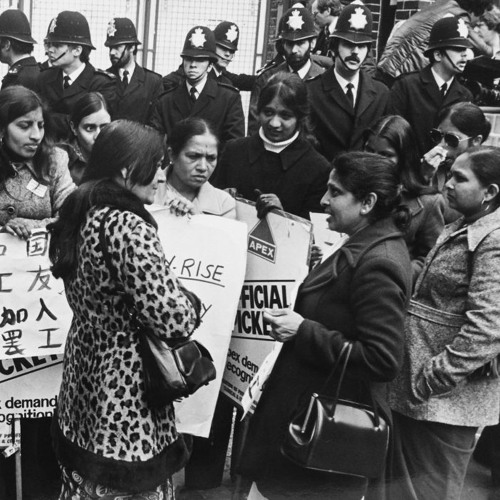 E1: The Grunwick strike, 1976